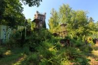 Ganz romantisch: Waldbühne am Ludwigsberg