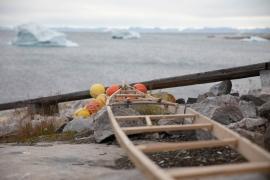 Am Wasser in Ilulissat