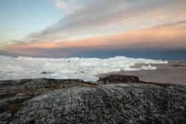 Granite im Morgenlicht
