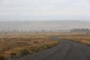 Steens Mountains im Regen