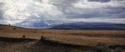 Steens Mountains gesehen vom Diamond Crater aus