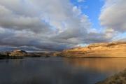 Mündung des Palouse River in den Snake River