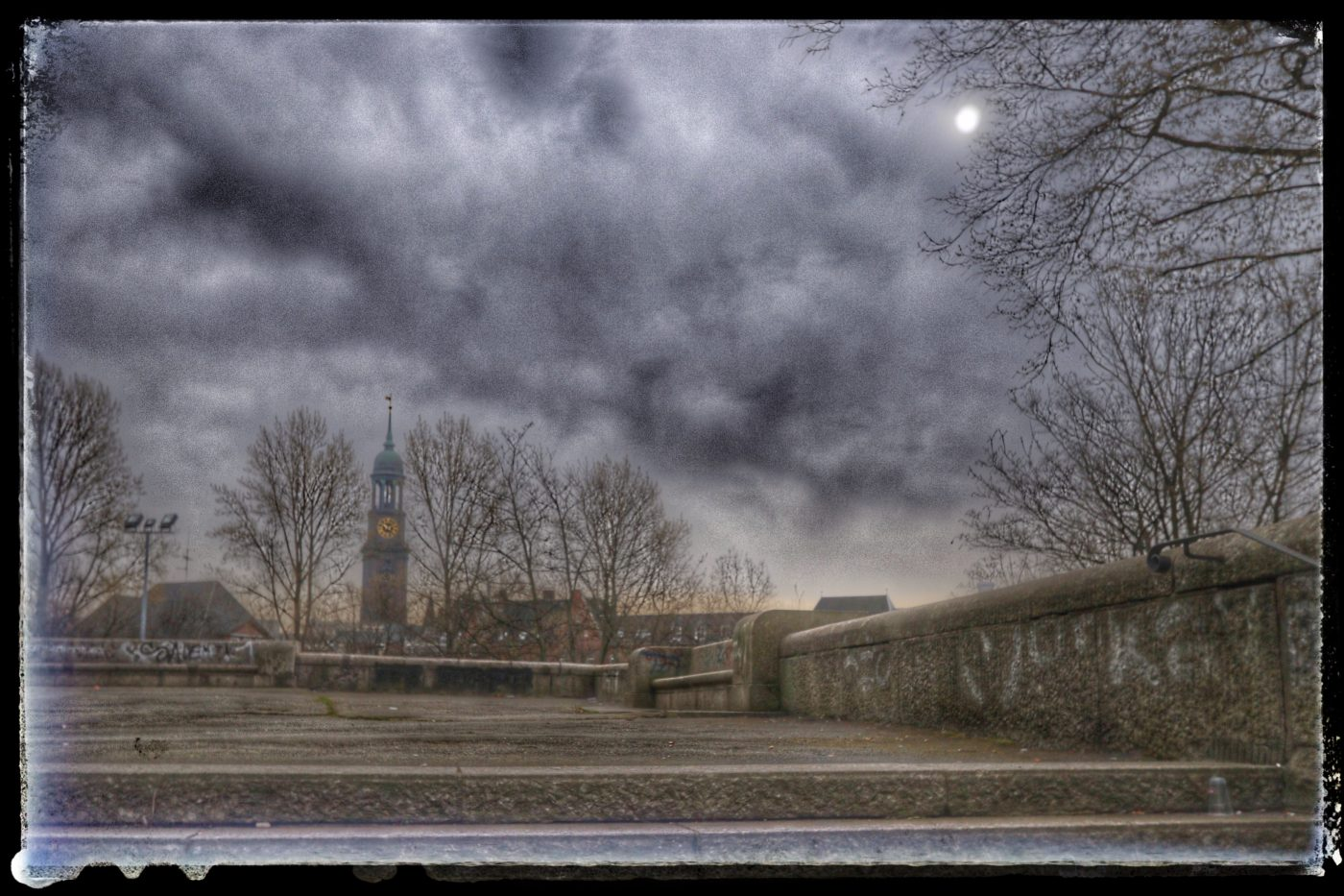 Bismarckdenkmal Hamburg