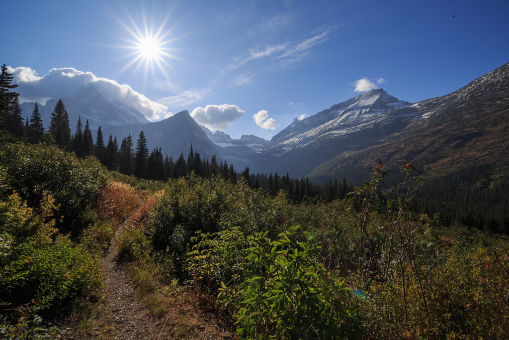 Glacier Nationalpark