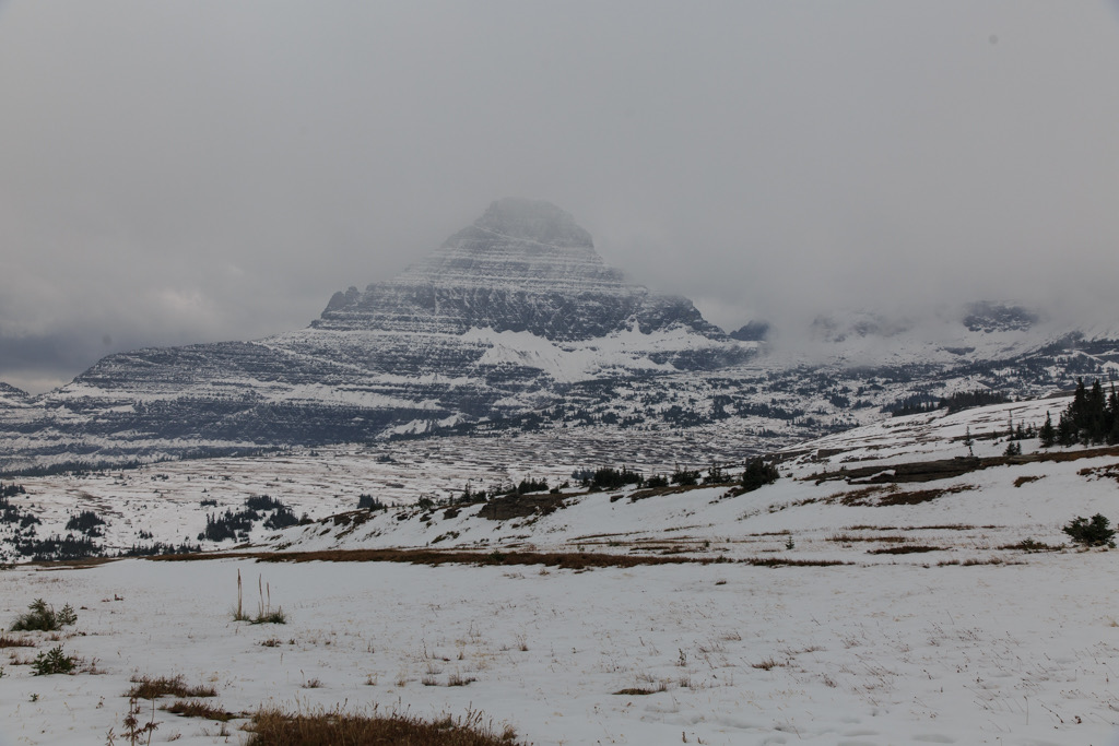 Am Logan Pass