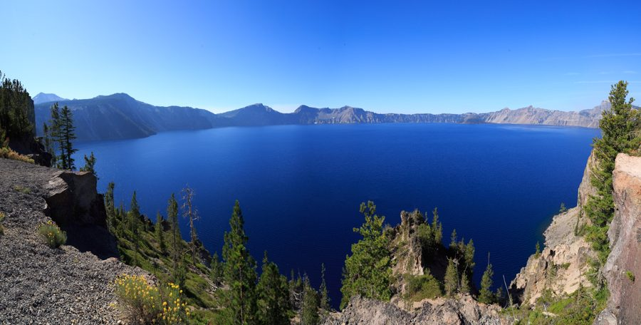 Photo: Crater Lake