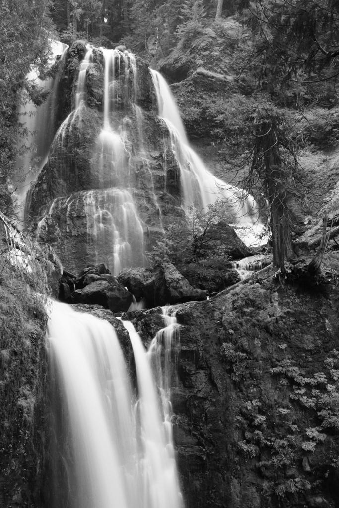 Photo: Falls Creek Falls