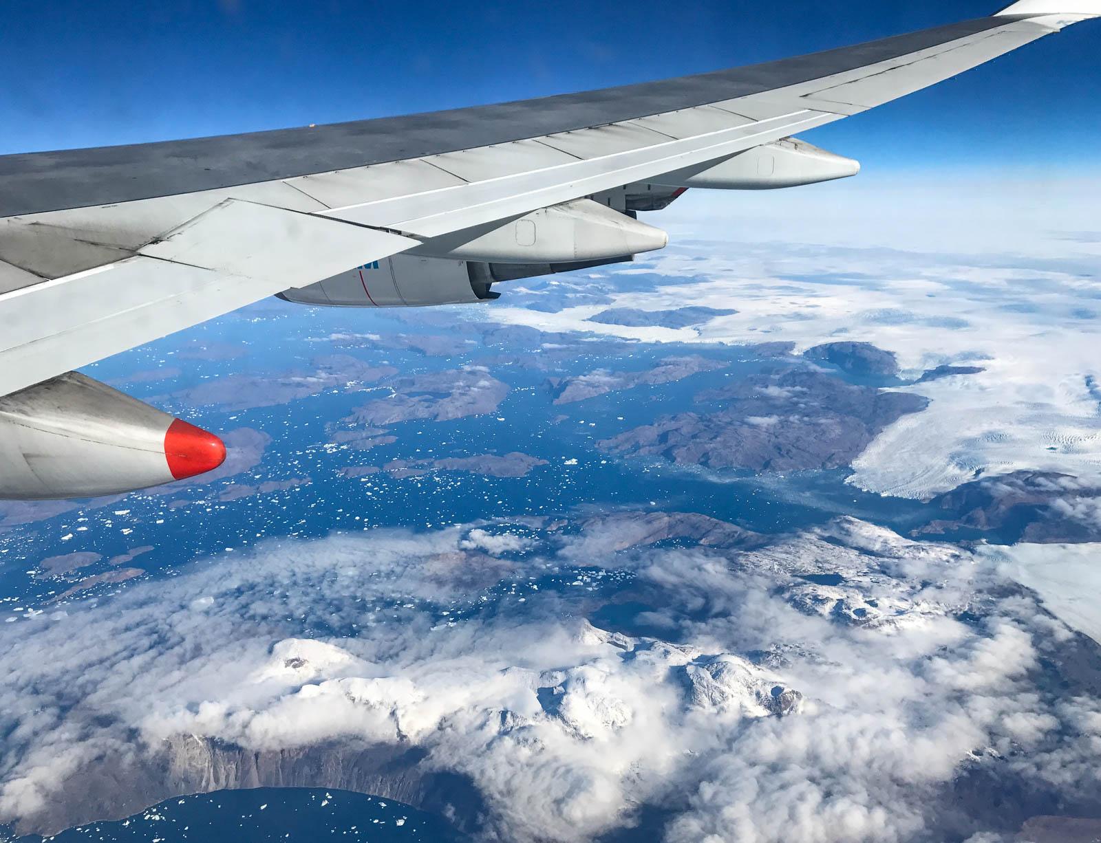 Die Westküste von Grönland