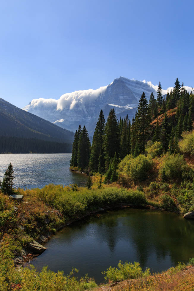Photo: Crown of the continent - im Glacier National Park