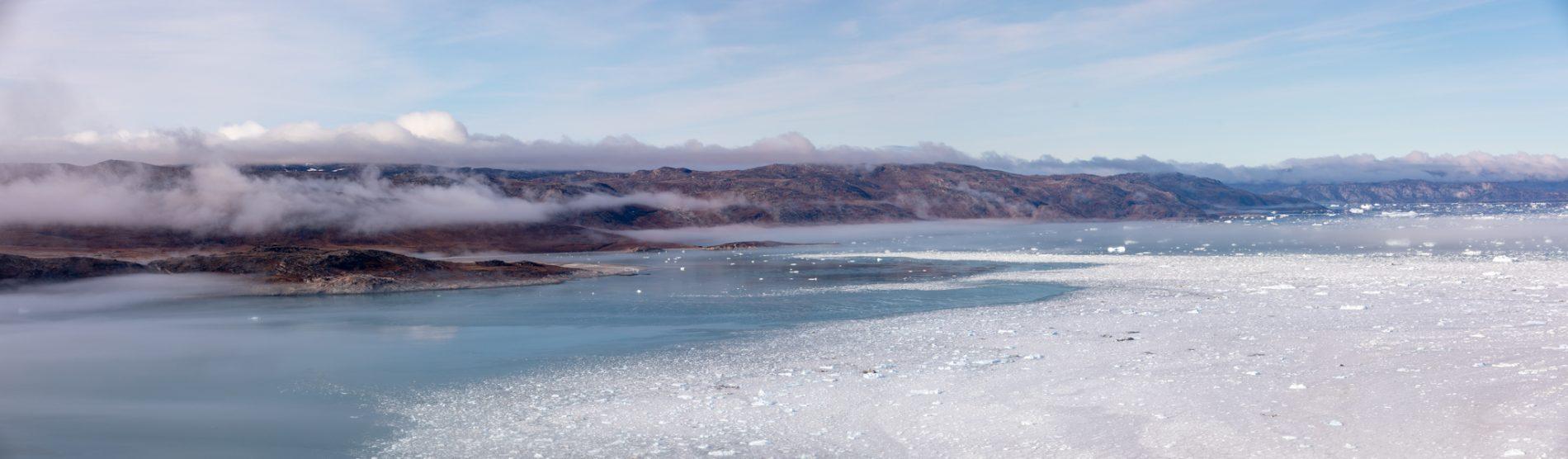 Photo: Blick in den Fjord