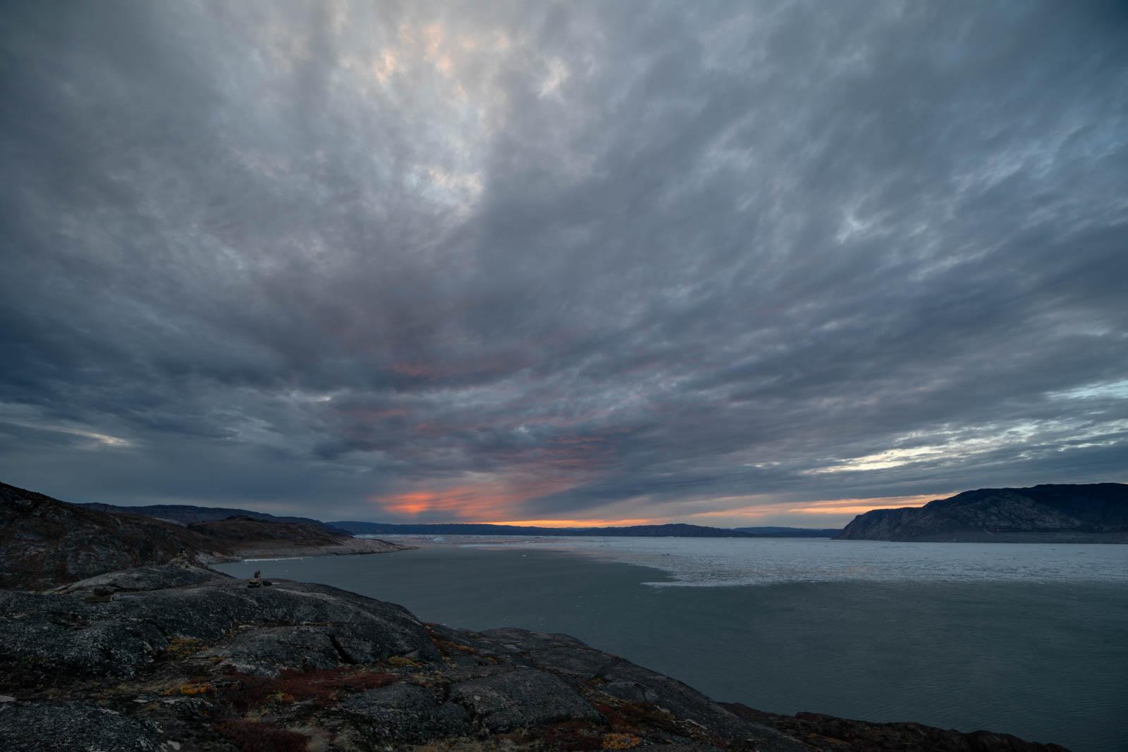 Photo: Sonnenuntergang