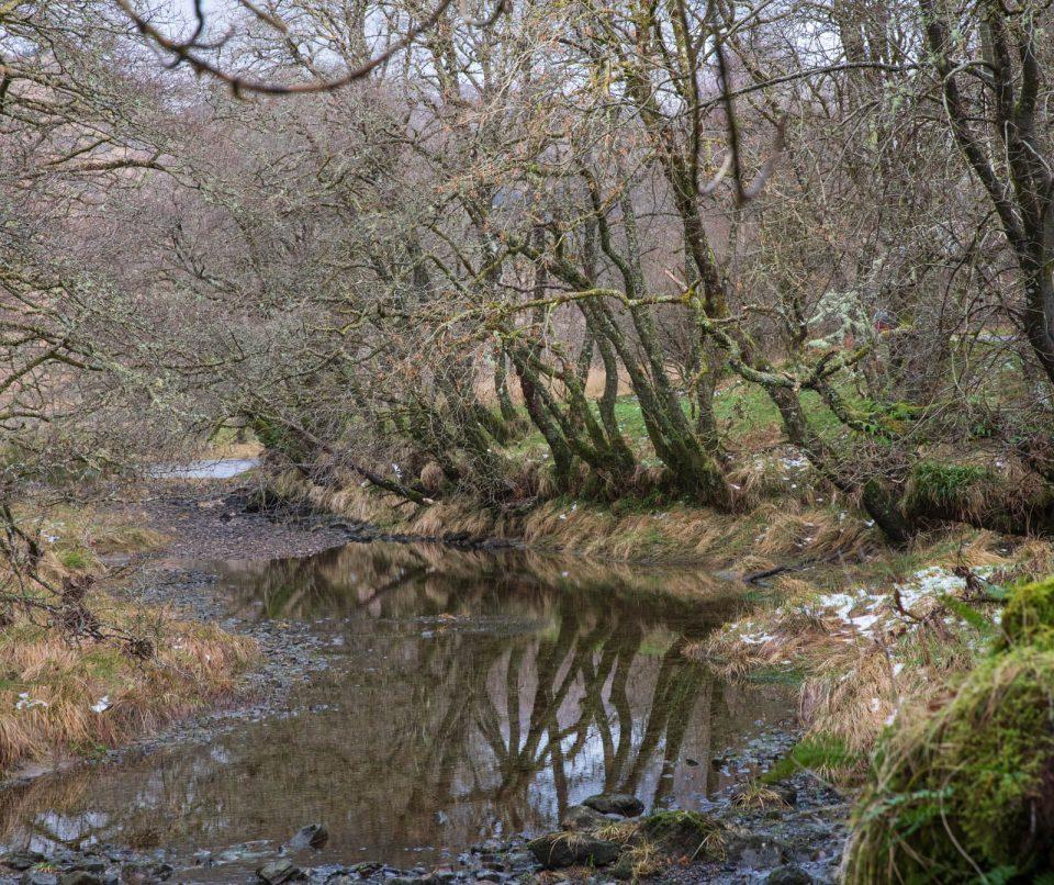 Glen Orchy, Schottland
