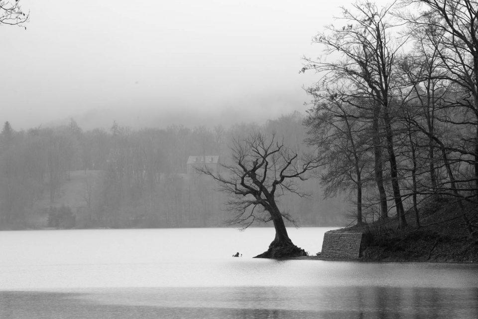 Photo: Unterwegs im Sturm