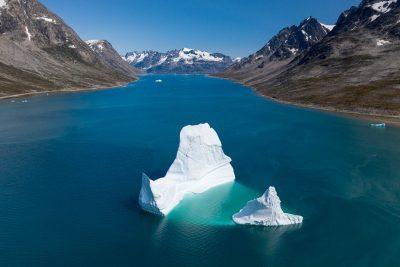 Photo: Camp Eqi - Nah am Gletscher