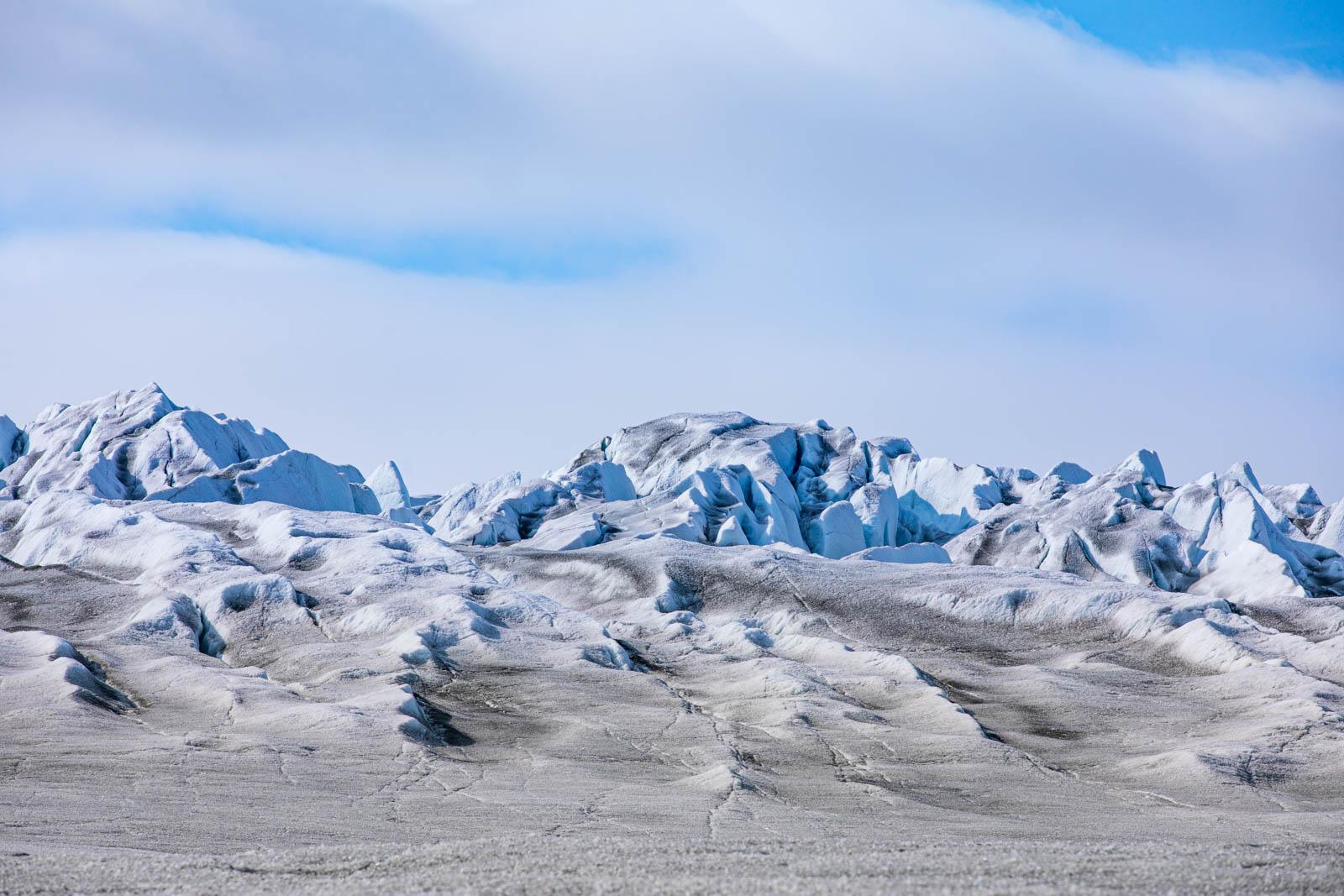 Grönland, Ostgrönland, Eisschild, Inlandseis, Icecap, Gletscher