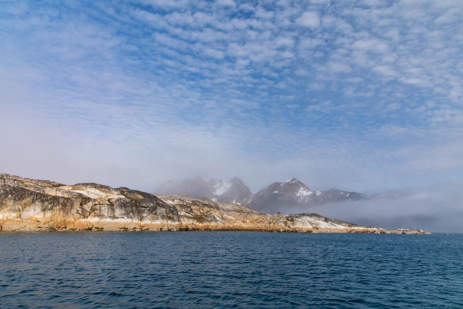 Ostgrönland, Ammassalik Fjord