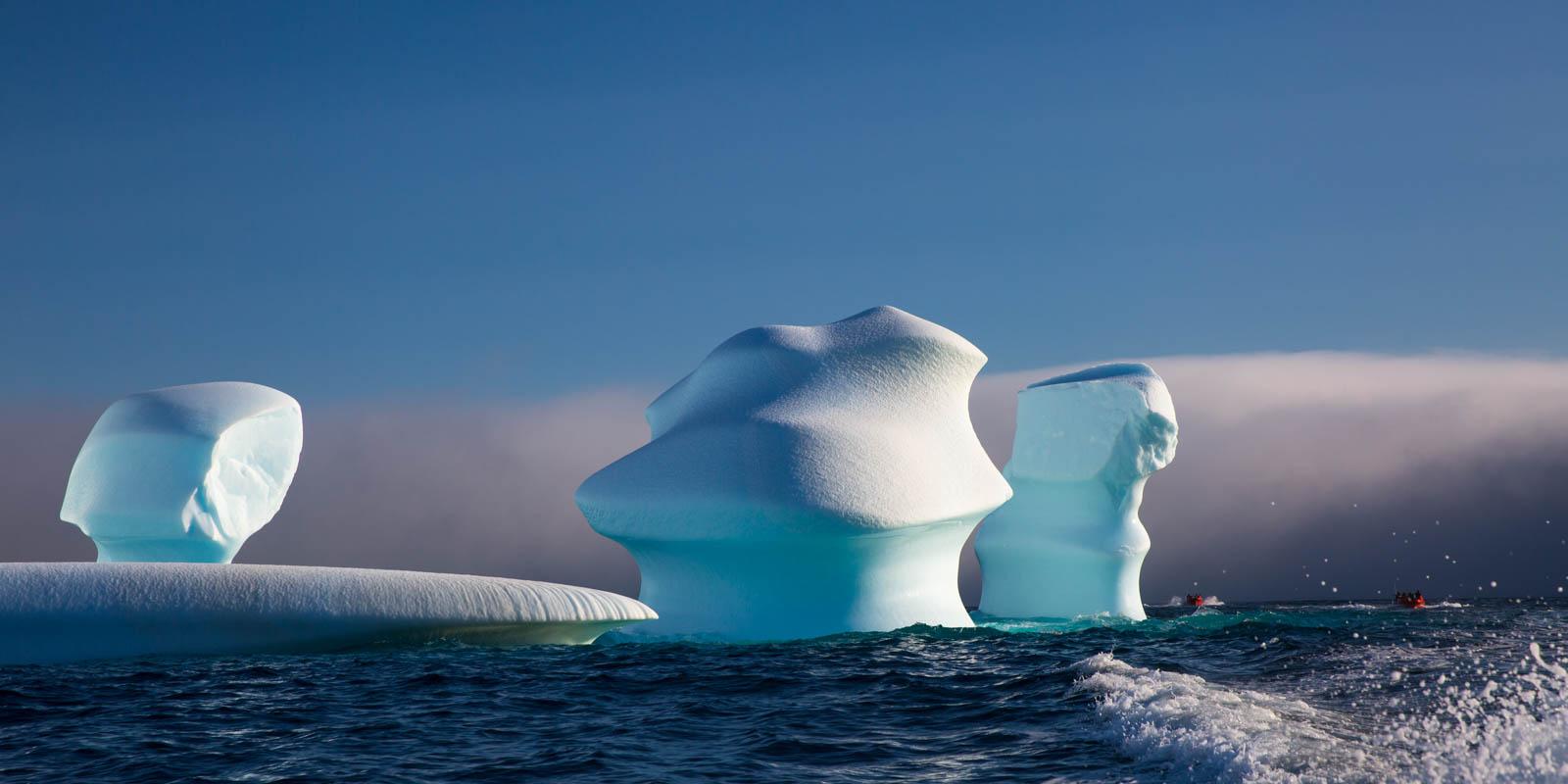 Ostgrönland, Grönland, Eisberg