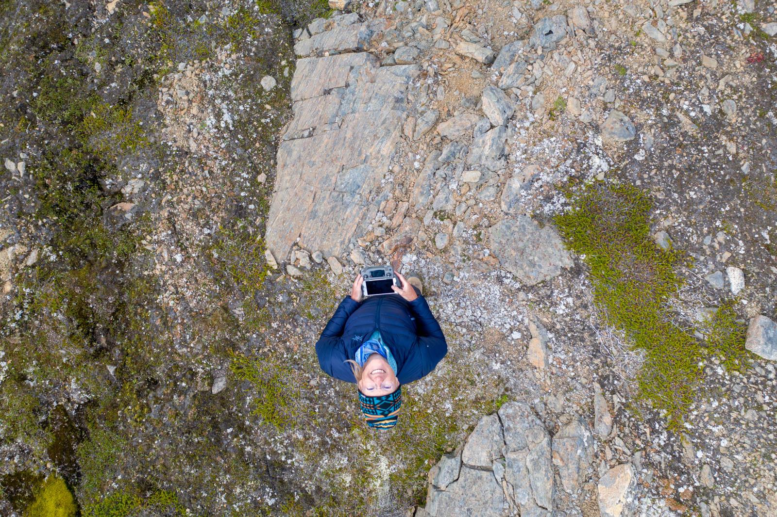 Ostgrönland, Grönland, Tasiilaq, Drohne, Mavic 2 Pro