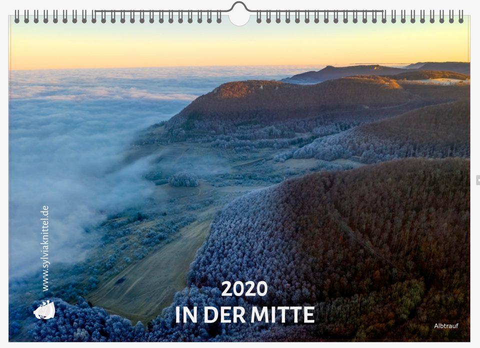 Fotokalender 2020 In der Mitte