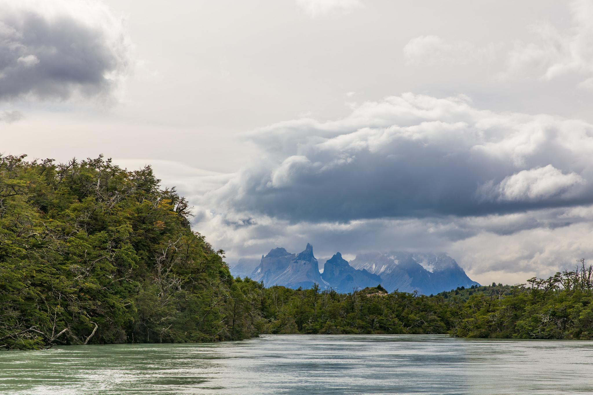 Photo: Ins Sichtfeld gerückt: Die Torres del Paine