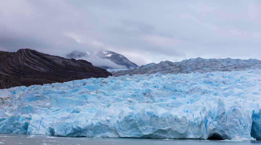 Chile, Patagonien, Torres del Paine, Glaciar Grey