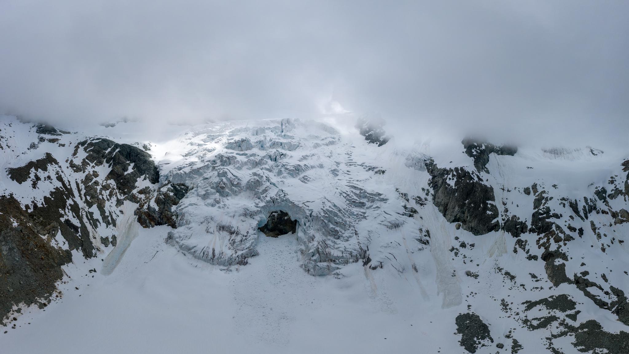 Photo: Glacier de Moiry