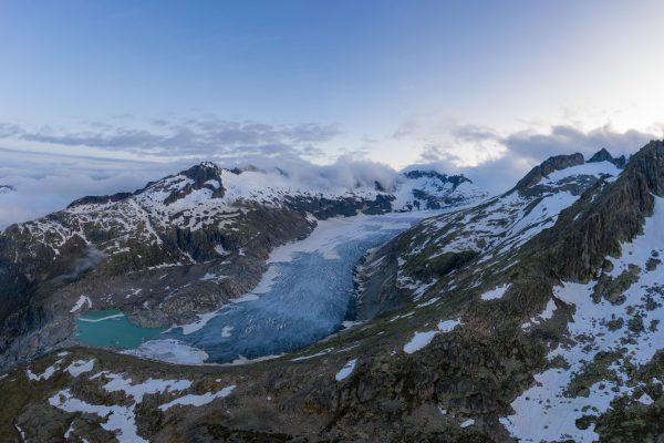 Photo: Gletscherbilder aus der Schweiz